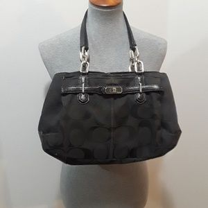 Coach Purse with Dust Cover Bag